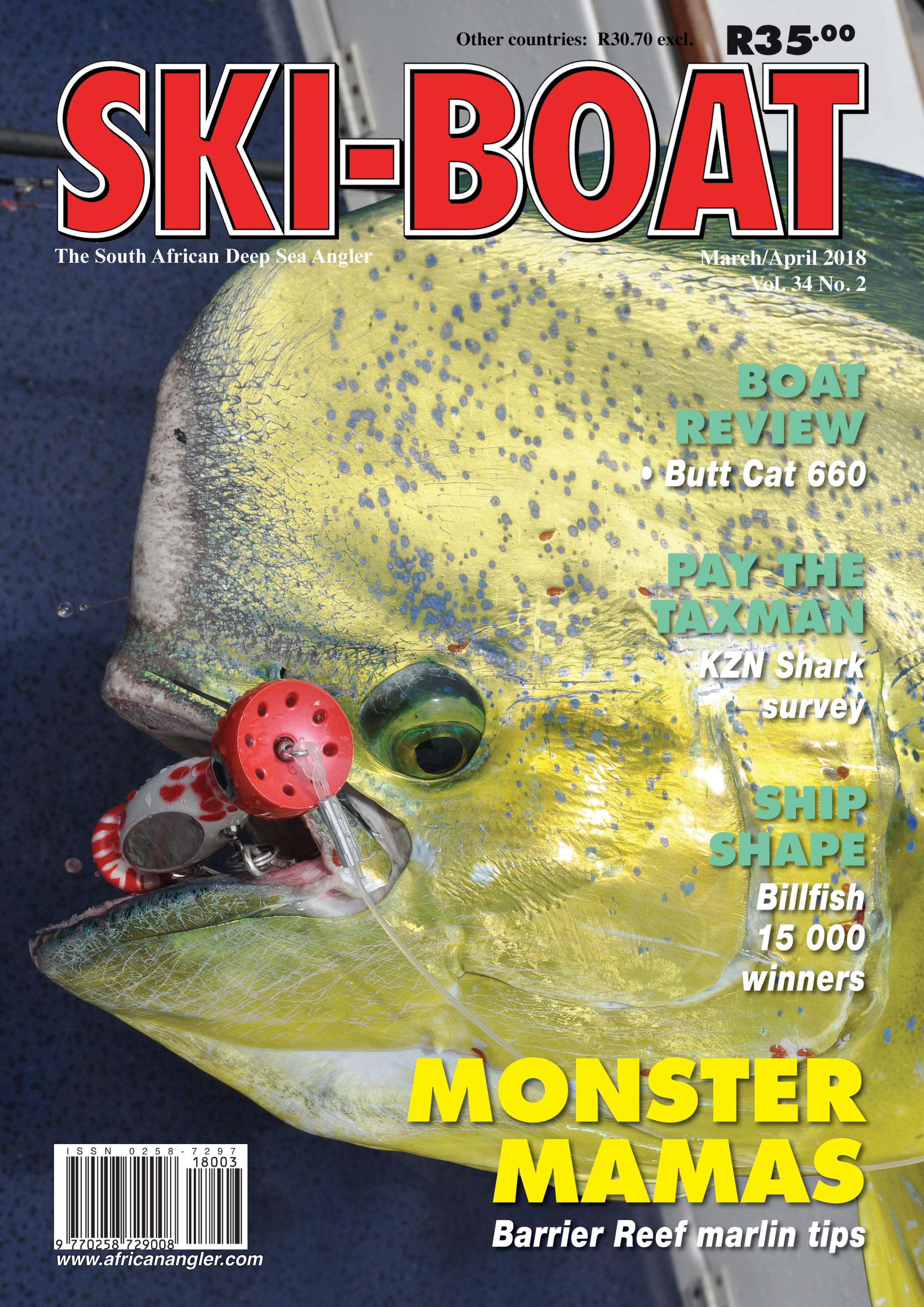 March 2018 cover